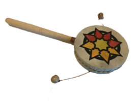 Large Meditation Drum