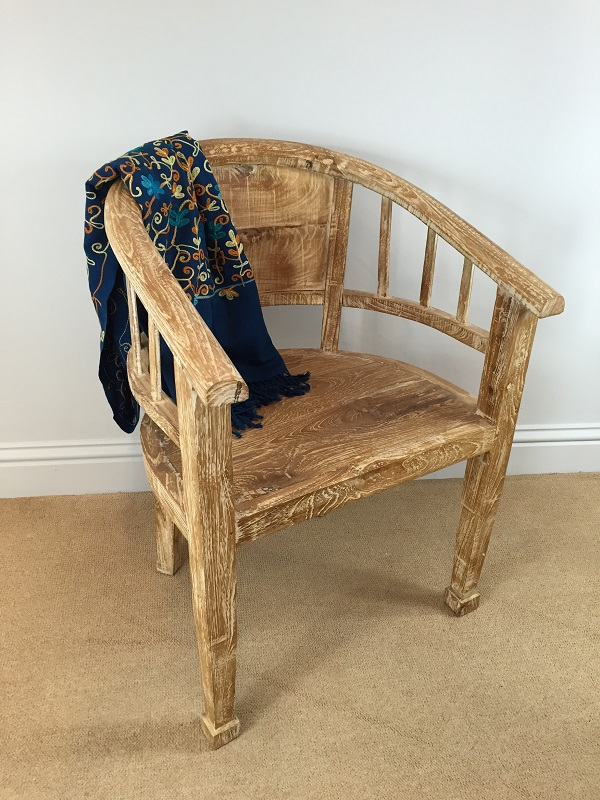Office Chair Natural East