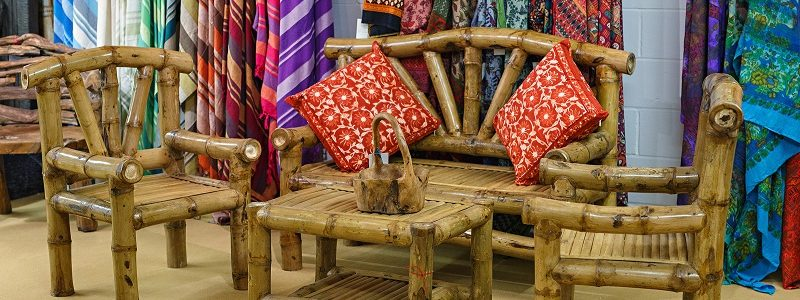 How to maintain your bamboo garden furniture.