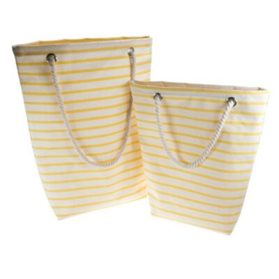 Set of 2 Shoulder Tote Bags