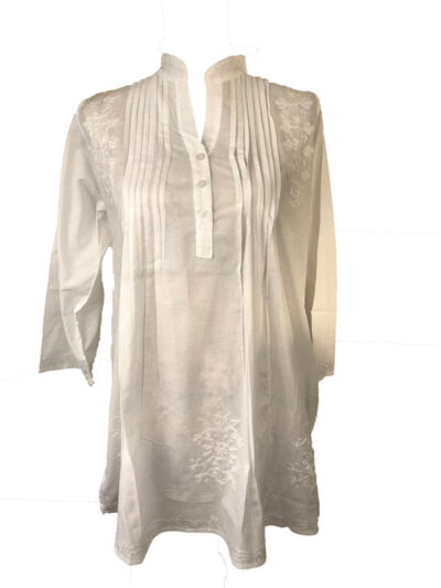 Traditional Cotton Tunic
