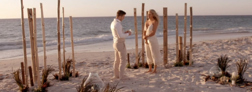 Married at first sight - Australia - They have melted vases!!